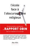 Pdf L'école face à l'obscurantisme religieux : Le rapport OBIN Telecharger