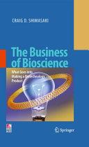 The Business of Bioscience [Pdf/ePub] eBook