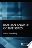 Bayesian Analysis of Time Series