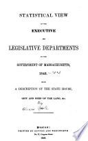 Poole s Annual Register of the Executive and Legislative Departments of the Government of Massachusetts Book PDF