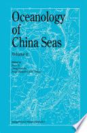 Oceanology of China Seas Book