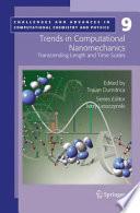 Trends in Computational Nanomechanics Book