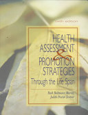 Health Assessment   Promotion Strategies Through the Life Span