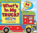 What S In My Truck  Book PDF