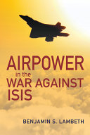 Airpower In The War Against Isis Book