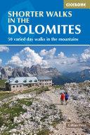 Pdf Shorter Walks in the Dolomites Telecharger