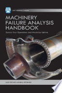 Machinery Failure Analysis Handbook Book PDF