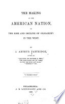 The Making of the American Nation Book