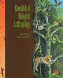 Essentials of Biological Anthropology Book