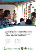 Pdf Guide for co-elaboration of scenarios Telecharger