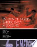 Evidence Based Emergency Medicine