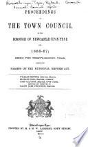 Newcastle Council Reports Book PDF