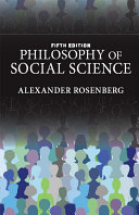 Philosophy of Social Science Pdf/ePub eBook
