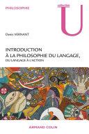 Pdf Introduction à la philosophie contemporaine du langage Telecharger