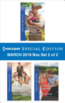 Harlequin Special Edition March 2018 Box Set 2 of 2