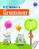 P C Wren's Grammar 1