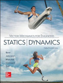 Loose Leaf for Vector Mechanics for Engineers  Statics and Dynamics