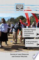 Feminist Popular Education in Transnational Debates