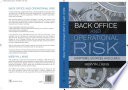 Back Office and Operational Risk