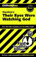 CliffsNotes on Hurston's Their Eyes Were Watching God [Pdf/ePub] eBook