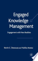 Engaged Knowledge Management Book