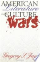 American Literature The Culture Wars Book PDF