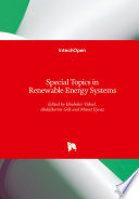 Special Topics in Renewable Energy Systems