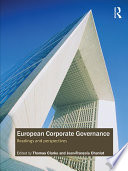 European Corporate Governance Book