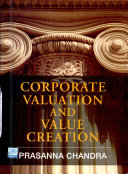 Corporate Valuation and Value Creation