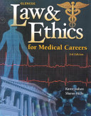 Law   Ethics for Medical Careers