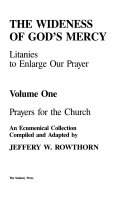 The Wideness of God s Mercy  Prayers for the Church