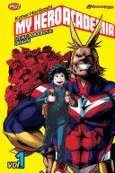 My Hero Academia 1 Pdf/ePub eBook