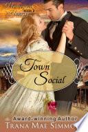 Town Social  The Homespun Hearts Series  Book 2