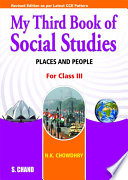 My Third Book Of Social Studies For Class-III