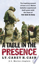 A Table in the Presence Book PDF