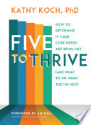 Five to Thrive