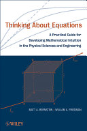 Thinking About Equations