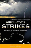 When Nature Strikes Book