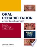 Oral Rehabilitation Book PDF