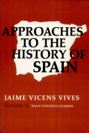 Approaches to the History of Spain