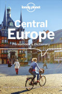 Lonely Planet Central Europe Phrasebook and Dictionary
