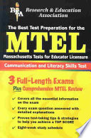 The Best Test Preparation for the MTEL