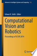Computational Vision And Robotics Book PDF