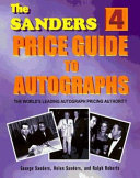 The Sanders Price Guide to Autographs