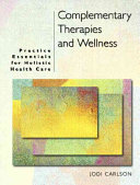 Complementary Therapies And Wellness Book PDF