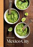 World Food: Mexico City Pdf/ePub eBook