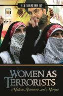 Women as Terrorists