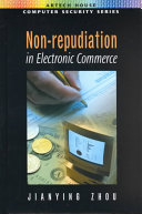 Non repudiation in Electronic Commerce