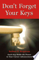 Don t Forget Your Keys Book