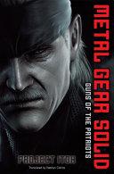 Metal Gear Solid  Guns of the Patriots